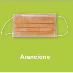 CONFEZIONE MASCHERINE PROTECTION 3 50PZ - ARANCIO