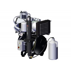 AIR COMPRESSOR 400V - 3 CILINDER WITH AIR DRYER