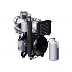 COMPRESSORE 3 CILINDRI CON ESSICCATORE ARIA - 400V