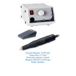 DENTAL LABORATORY MICROMOTOR KIT 100W
