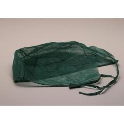 Cappellino con lacci in TNT 100pz - verde