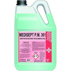 MEDISEPT disinfettante virucida PM 361 PMC Kg.5