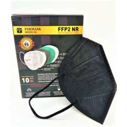Mascherina FFP2 5 Strati - Nera