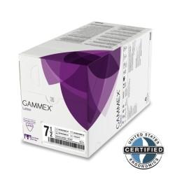 Guanti Chirurgici Sterili in Lattice senza polvere Gammex Latex - Taglia 7 - 50 coppie